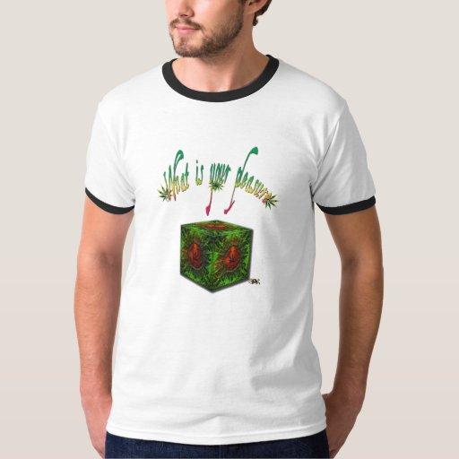 cuál es su camiseta del placer remera