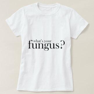 ¿Cuál es su hongo? Camisas