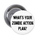 ¿cuál es su plan de actuación del zombi? pins