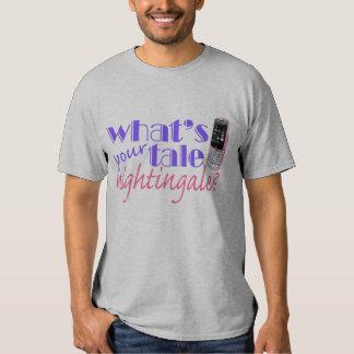 ¿Cuál es su usignuolo del cuento? Camisas