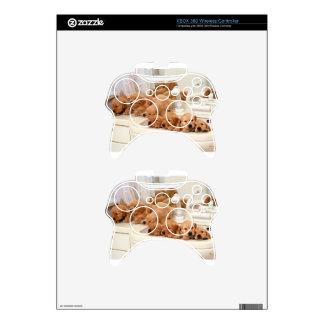 ¿Cuál es un baño? Los perritos lindos descubren Ba Mando Xbox 360 Skins