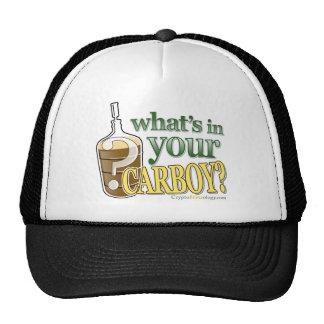 Cuál está en su lema de la bombona gorras de camionero