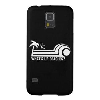 ¿Cuál está encima de las playas? Carcasas Para Galaxy S5