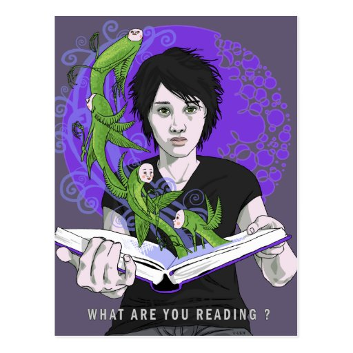 Cuáles son usted postal de la lectura
