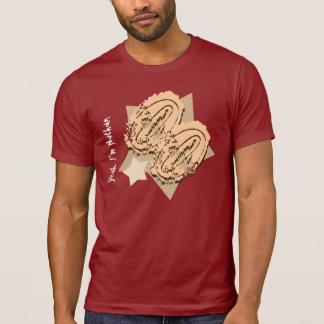 CUALQUIE camisa ROJA V05 del número del Grunge del