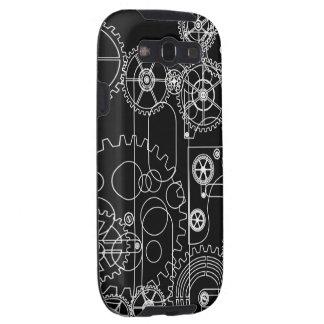 [Cualquie color] el punk mecánico del vapor adapta Galaxy S3 Carcasas