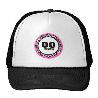 CUALQUIE cumpleaños del AÑO para ella con el ROSA Gorras De Camionero