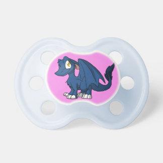 Cualquie dragón peludo del SD del color con el Chupetes Para Bebés