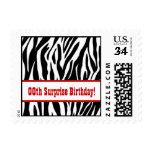 Cualquie fiesta de cumpleaños de la sorpresa de la sellos