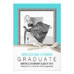 Cualquie graduación grande de la foto del color