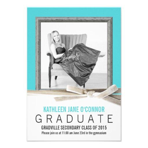 Cualquie graduación grande de la foto del color comunicados personales