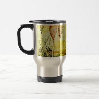 ¿Cualquier persona para el té? Taza De Viaje De Acero Inoxidable