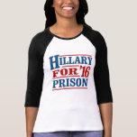 Cualquier persona pero Hillary - Hillary para la Camisas