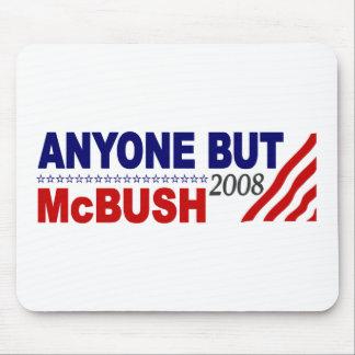 Cualquier persona pero Mcbush Tapete De Ratón