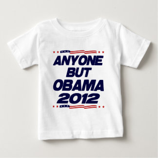 Cualquier persona pero Obama 2012 Polera