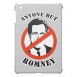 Cualquier persona pero Romney