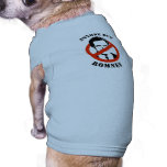 Cualquier persona pero Romney Ropa De Perro