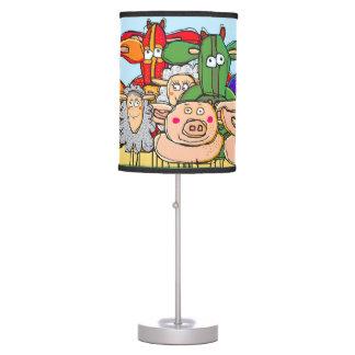 ¿cualquier persona Pietje visto? Lámpara De Mesa