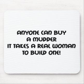 Cualquier persona puede comprar un Mudder que toma Mouse Pads
