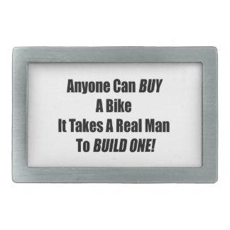 Cualquier persona puede comprar una bici que lleva
