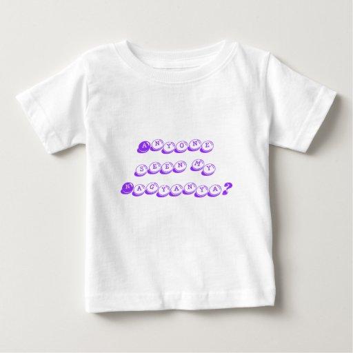 ¿Cualquier persona vista mi Nagyanya? Camisas