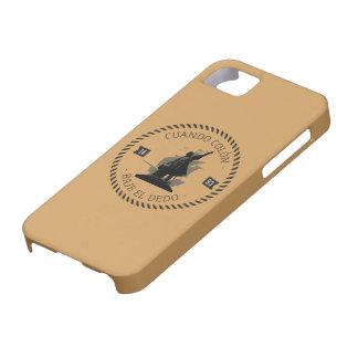 Cuando Colón Baje en Dedo iPhone SE/5/5s Case