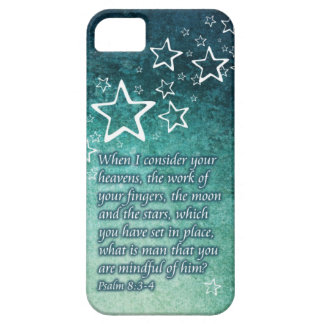 Cuando considero las estrellas 8 3 del salmo - ver iPhone 5 Case-Mate fundas
