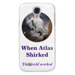 Cuando el atlas Shirked el medallón