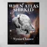 Cuando el atlas Shirked Posters