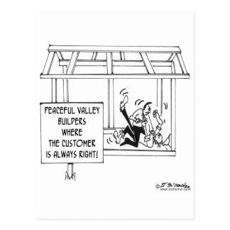Cuando el cliente no tiene siempre razón postal