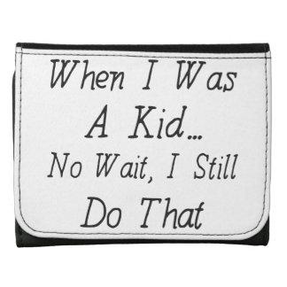 Cuando era un niño - divertido cite sobre nostalgi