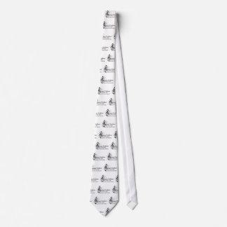 Cuando esa caña perfecta se rompe corbatas personalizadas