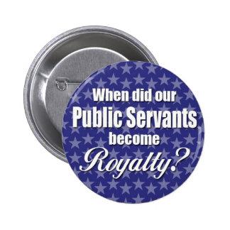 ¿Cuándo hicieron nuestros funcionarios hacen derec Pin