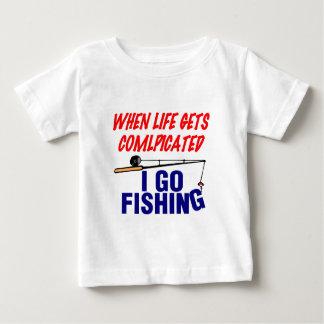 cuando la vida consigue complicada camisas