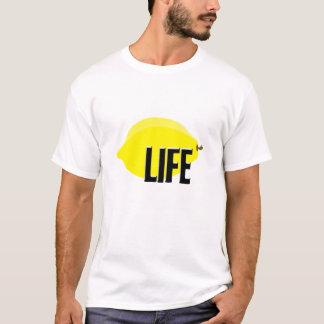 """""""Cuando la vida le da camiseta gráfica de los"""