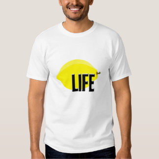 """""""Cuando la vida le da camiseta gráfica de los Poleras"""