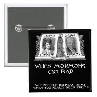Cuando los mormones van malos pins