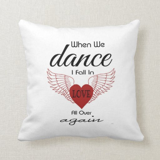 Cuando me bailamos caiga en almohada del AMOR