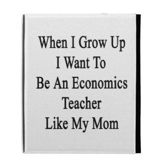 Cuando me crezco quiera ser un profesor L de la