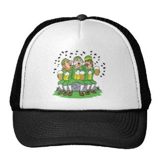 Cuando son irlandeses los ojos están sonriendo gorra