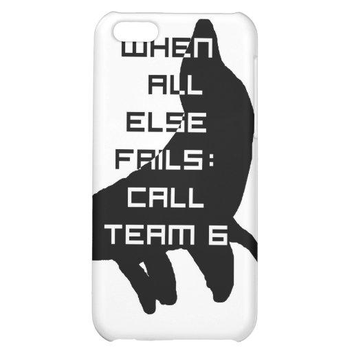 Cuando todo falla: Equipo 6