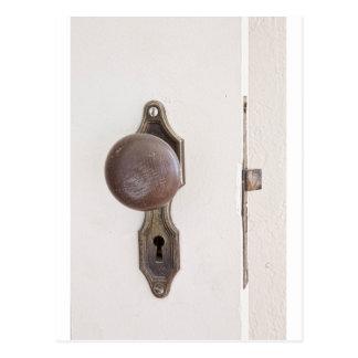Cuando una puerta se cierra otra se abre tarjetas postales