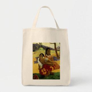 ¿Cuándo usted se casará? por Paul Gauguin Bolsa
