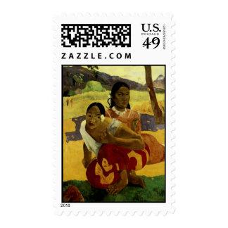 ¿Cuándo usted se casará? por Paul Gauguin Envio