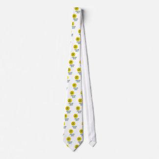 Cuando usted soña grande ideal corbata personalizada