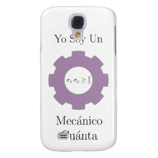 Cuånta del mecånico de la O.N.U de la soja de Yo Funda Para Galaxy S4