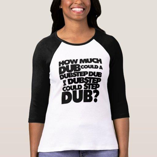 ¿Cuánto Dubstep? Playeras
