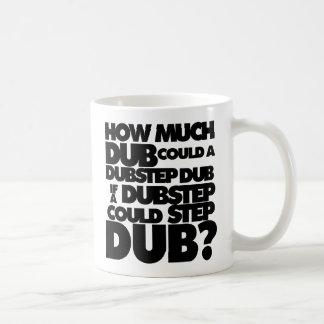 ¿Cuánto Dubstep? Taza Clásica