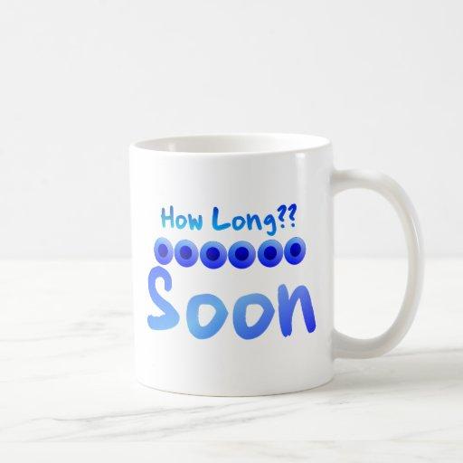 Cuánto tiempo taza básica blanca