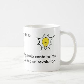 ¿Cuántos marxistas toma? Taza De Café